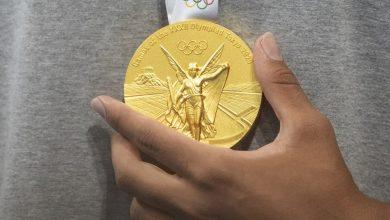 ميدالية ذهبية - أولمبياد طوكيو